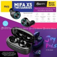 XIAOMI MIFA X5 GARANSI TWS Wireless Earphone Earbuds Headset BT 5.0