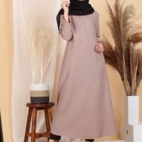 Baju gamis wanita baju muslim syari terbaru