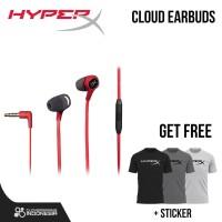 HyperX Cloud Earbuds Gaming Headset Earphone