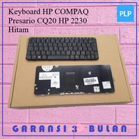 Keyboard HP COMPAQ Presario CQ20 HP 2230 Hitam