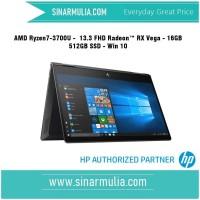 "HP ENVY x360 13-ar0009AU Ryzen 7 - 16 GB - 512 GB PCIe 13.3"" win 10"