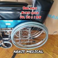 Ban mati kursi roda belakang,sparepart kursi roda