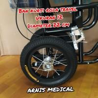 Ban kursi roda travel lengkap,sparepart kursi roda