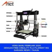 3D Printer Anet A8 Auto Level Versi Terbaru Prusa i3 Garansi Resmi
