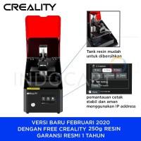 3D Printer Creality LD-002 SLA LCD DLP Resin Light Cure Terbaru Resmi