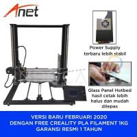 3D Printer Anet A8+ PLUS Metal Frame Terbaru Prusa i3 Garansi Resmi