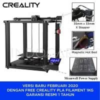 3D Printer Creality Ender-5 Pro Versi Terbaru Prusa i3 Garansi Resmi