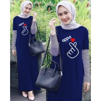 Baju Hijab Dress Hijab Baju Gamis Murah Baju Gamis Wanita Terbaru CM2