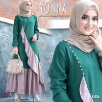 Baju Gamis Wanita | Shisa Dress | Grosir Maxi Dress Syari Murah