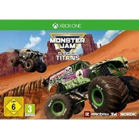 Monster Jam Steel Titans Usa Version - Xbox One Collector's Edition