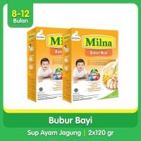 [Paket Bundling Hemat] Buy 2 Milna Bubur Reguler 8 Bulan 120gr