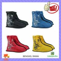Jas Hujan Sepatu Sarung