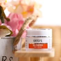 ERTOS GLOWING DAY CREAM ORIGINAL BPOM - GLOWING DAY CREAM ERTOS