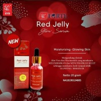 SYB FORTE RED JELLY GLOW SERUM - SERUM SYB FORTE RED JELLY 20GR