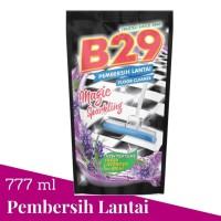 B29 Floor Cleaner Pouch 800ml Pembersih Lantai Rumah - Fresh Lavender