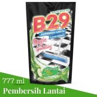 B29 Floor Cleaner Pouch 800ml Pembersih Lantai Rumah - Fresh Apple