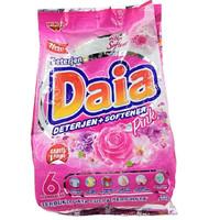 Daia Detergent + Softener Pink 850gr