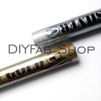 1 pcs Artline 990 XF permanent marker gold silver nib 1.2