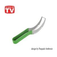 Pisau Semangka - Model Sabit - Pemotong Watermelon Cutter Slicer