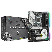 Motherboard Asrock Z390 Steel Legend 1151 DDR4