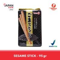 Biskuit & Wafer Takara Sesame Stick 95 gr - Snack Jepang rasa wijen