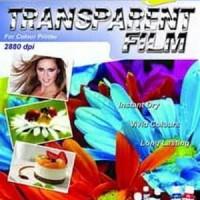 Blueprint Bp-tfa4130 Blueprint Sticker Transparent Film