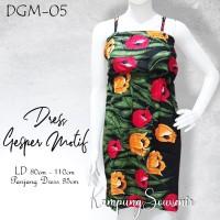 DRESS GESPER MOTIF DGM-05 BEST KAMPUNG SOUVENIR