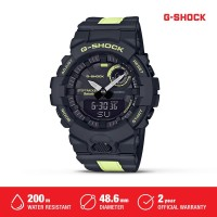 Casio G-Shock Jam Tangan Pria GBA-800LU-1A1DR Analog-Digital