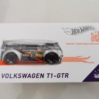 Hot Wheels HW ID Volkswagen T1 GTR chip hotwheels