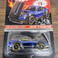 Hot Wheels Datsun 240Z RLC sign Brendon Vetuskey Real Riders hotwheels