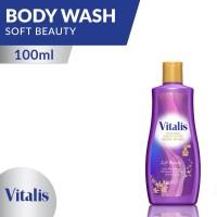 Vitalis Perfume Body Wash Soft Beauty 100 Ml