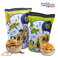 BUNDLE Ei SALTED CHICKEN SKIN 80gr + Ei SALTED POTATO CHIPS 60gr