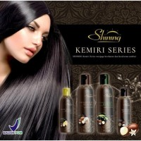 SHINING KEMIRI SERIES PAKET 4IN1 SHAMPO-CONDI-TONIC-MINYAK ORIGINAL