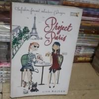 Project Paris novel