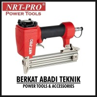 NRT-PRO F30 HD Air Nailer Gun Paku Tembak Lurus Staples Angin Mesin