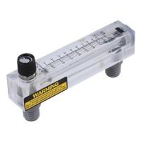 Tui LZM-15T 0.1-1GPM Adjustable Panel Type Flow Meter Flow