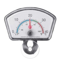 Tui 0-40 (C) Polygon Pointe'r Thermometer High-precision