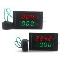 Tui DL69-2042 3-Digit Dual Display Current Voltmeter AC 80-300V
