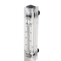 Tui Liquid Flowmeter Water Flow Meter Panel Rotameter Without