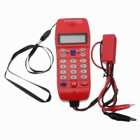 Tui NF-866 Phone Line Cable Tester with Display Screen Tele