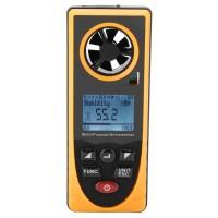Tui GM8910 Digital Anemometer Wind Speed Meter Multifunctional