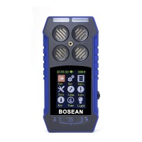 Tui BH-4S 4 in 1 Combustible Gas Detector Oxygen O2 Carbon