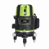 Tui 5 Lines Green Laser Level 360 Rotary Cross Self Leveling