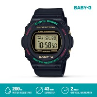 Casio Baby-G Jam Tangan Wanita BGD-570TH-1DR Digital