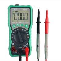 Tui FY76 Digital Multimeter Auto Range 0~600V Multimetre AC DC