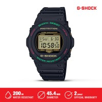Casio G-Shock Jam Tangan Pria DW-5700TH-1DR Digital