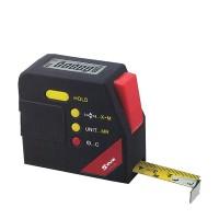 Tui Digital Tape Measure 0-5m/1mm Tape 5 Meters Electronic