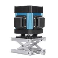 Tui 12Line 360 Green Laser Level 3D Horizontal Vertical+Remote