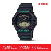 Casio G-Shock Jam Tangan Pria DW-5900TH-1DR Digital