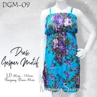 DRESS GESPER MOTIF DGM-09 BEST KAMPUNG SOUVENIR